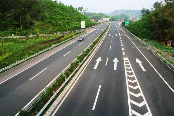 a-重庆水界段高速公路