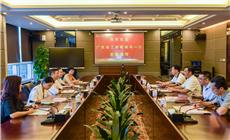 广东省委统战部副部长雷彪调研澳门永利娱场官方网集团