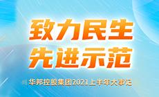 半年报|第二个20年开新局 华邦致力民生树标杆