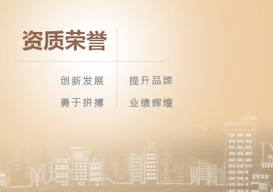 华邦控股资质荣誉